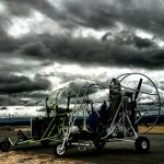 six chuter pair arlington black skies
